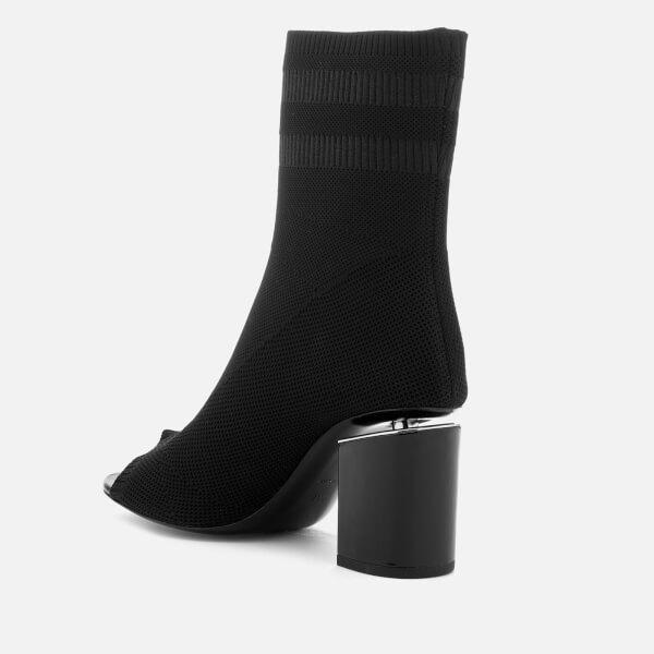 Alexander Wang Women's Cat Knitted/Rhodium Boots - - EU 36/UK 3 IsF1cJIAm