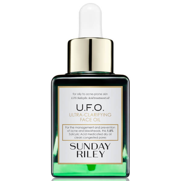 Sunday Riley U.F.O. Ultra-Clarifying Face Oil 1.2oz