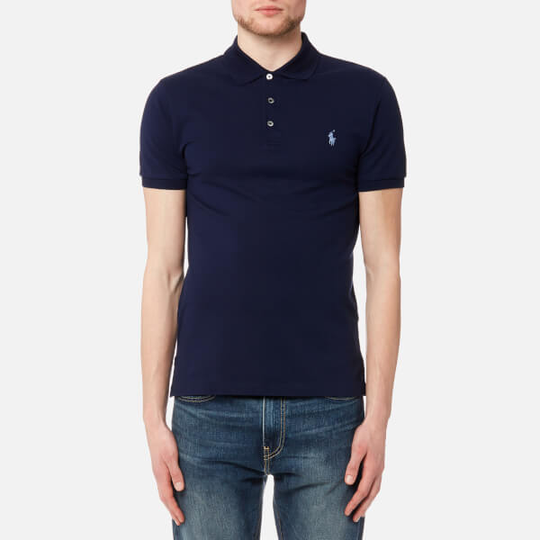 Polo Ralph Lauren Men 39 S Slim Fit Polo Shirt French Navy