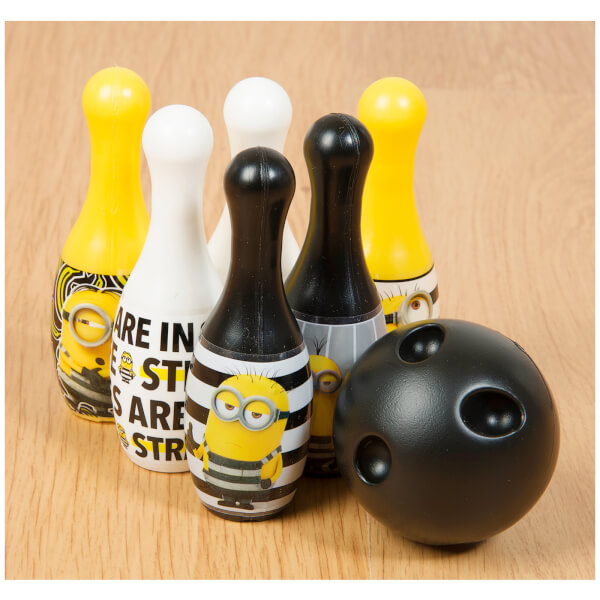 Despicable Me 3 Mini Bowling Set