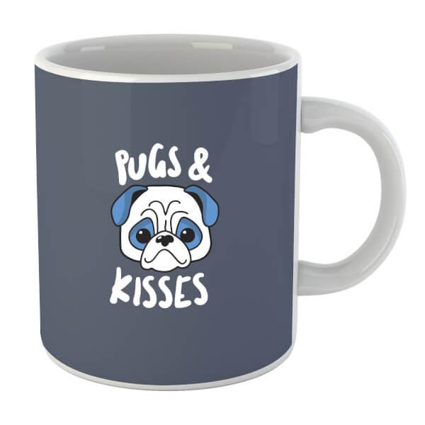 Pugs & Kisses Mug