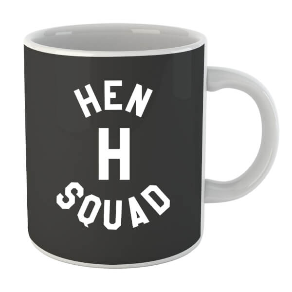 Hen 'H' Squad Mug