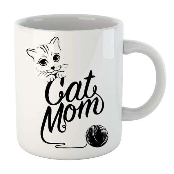Cat Mom Mug
