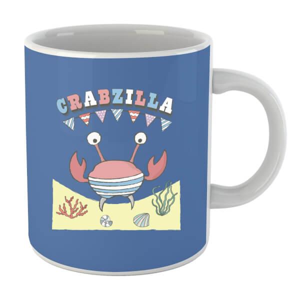 Crabzilla Mug
