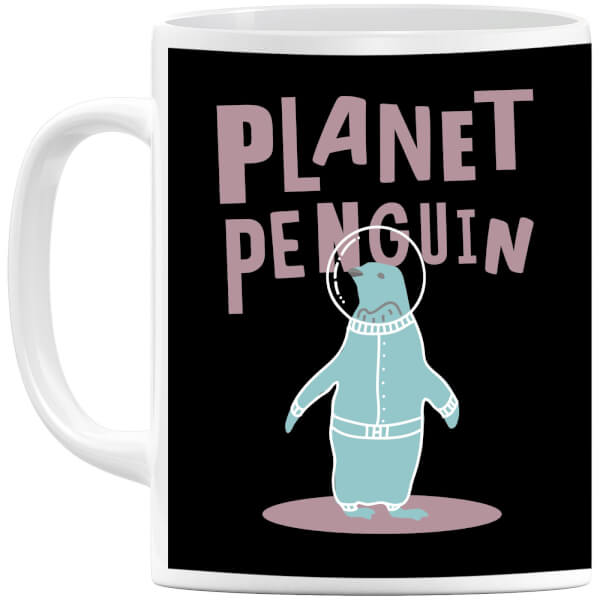 Planet Penguin Mug