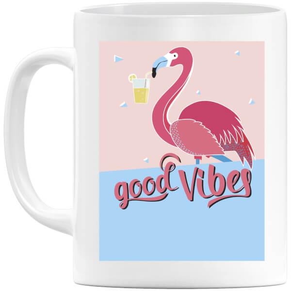 Good Vibes Flamengo Mug