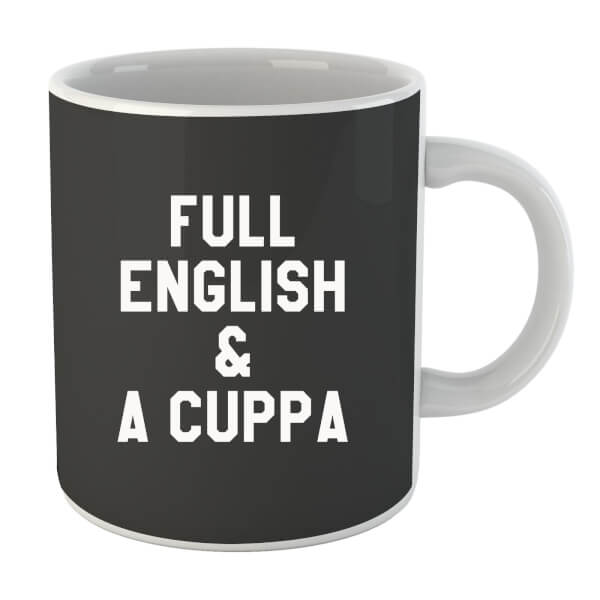 Full English and a Cuppa Mug
