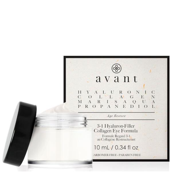 Avant Skincare 3-1 Hyaluron-Filler Collagen Eye Formula 0.34 fl. oz