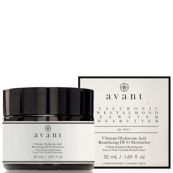 Avant Skincare Ultimate Hyaluronic Acid Resurfacing Duo Moisturiser 1.69 fl. oz