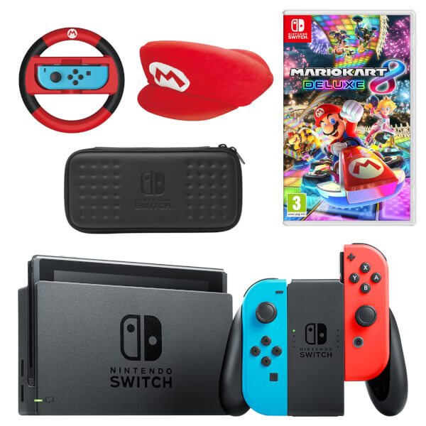 Nintendo Switch Racing Pack