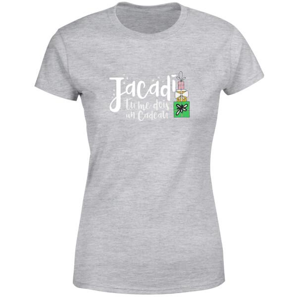 Jacadi Women's T-Shirt - Grey