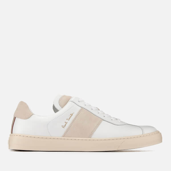 Paul Smith Men's Levon Leather Tennis Trainers - - UK 10 78KvD21X