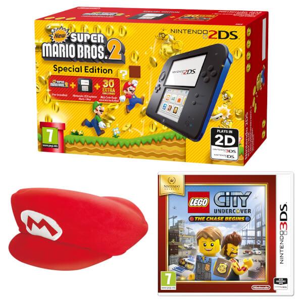 Nintendo 2DS Adventure Pack