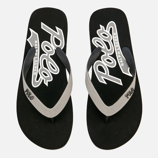 Polo Ralph Lauren Men's Whittlebury II Flip Flops - Black