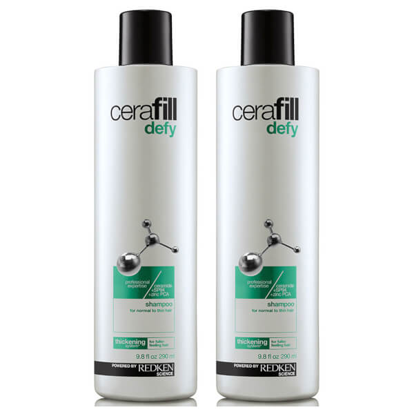 Redken Cerafill Defy Shampoo Duo (2 x 290ml)