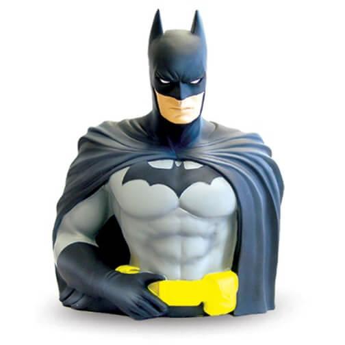 DC Comics Batman Bust Bank