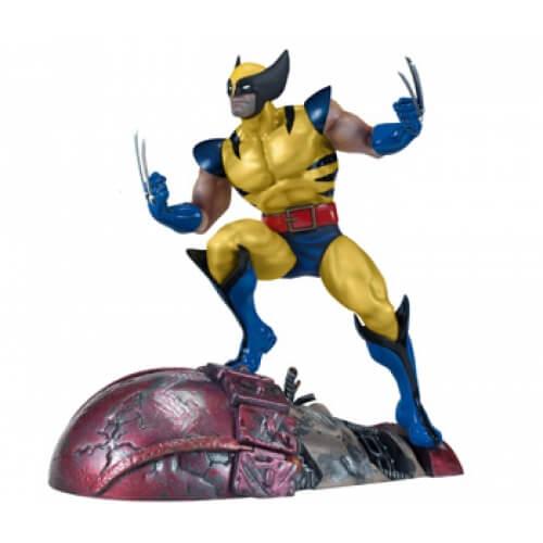 Marvel Wolverine SNAP Build Kit - Polar Lights