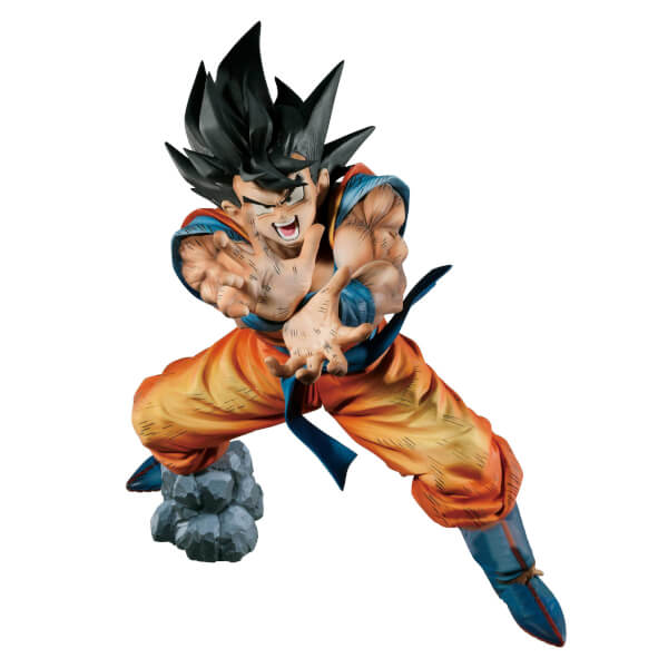 Banpresto Dragon Ball Z Goku Super Kamehame-ha Premium Colour Edition Figure