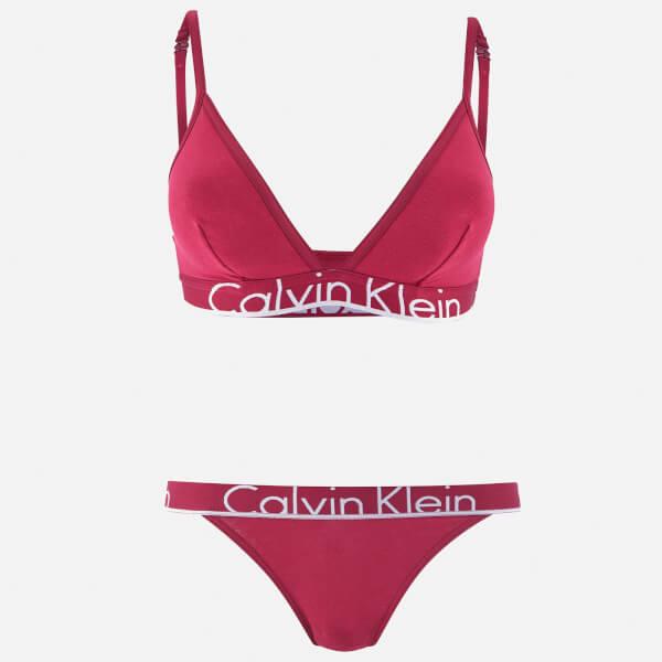Women Knickers Calvin Klein Underwear ICON - Briefs - white,calvin klein  underwear set,