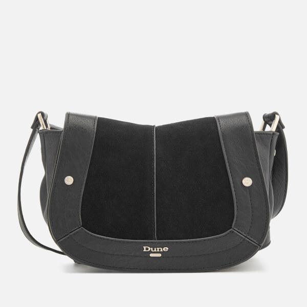 Dune Women's Diego Cross Body Bag - Black