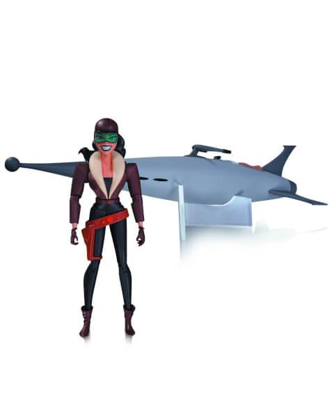 Batman Animated NBA Roxy Rocket Deluxe Action Figure