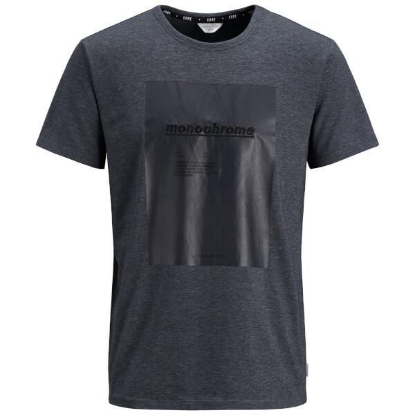 Jack & Jones Men's Core Pretoria T-Shirt - Sky Captain
