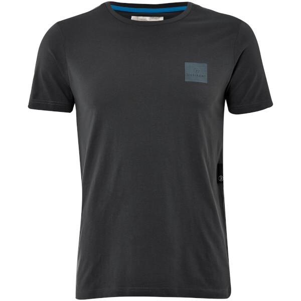 Dissident Men's Yasumi Logo T-Shirt - Dark Grey