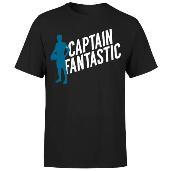Captain Fantastic T-Shirt - Black