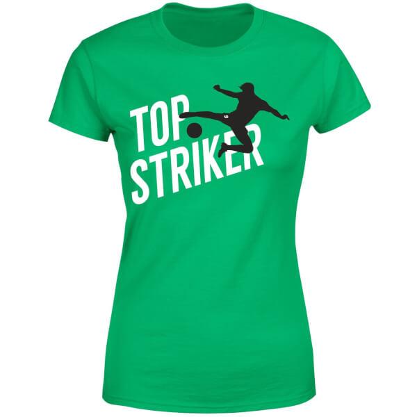 Top Striker Women's T-Shirt - Kelly Green