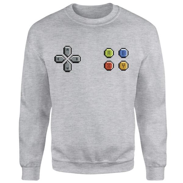 Pad Gaming Sweatshirt - Grey