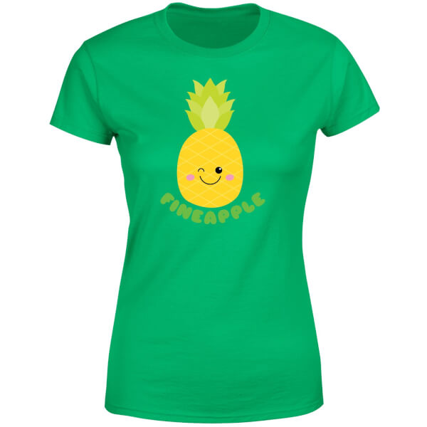 Fineapple Women's T-Shirt - Kelly Green