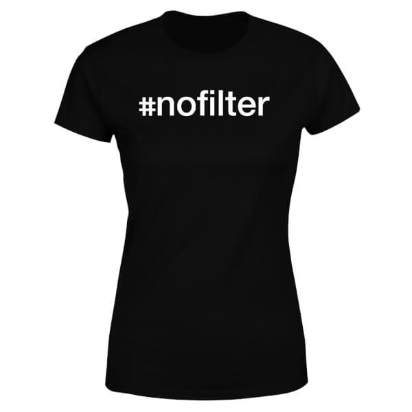 nofilter Women's T-Shirt - Black