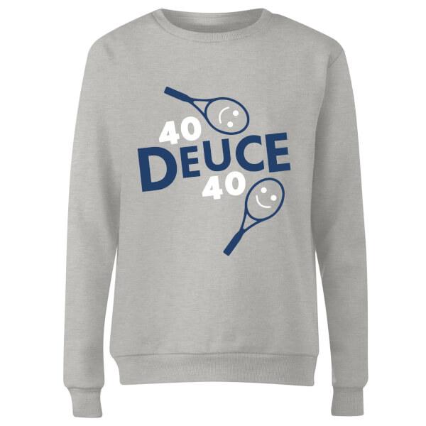 40 Deuce 40 Women's Sweatshirt - Grey
