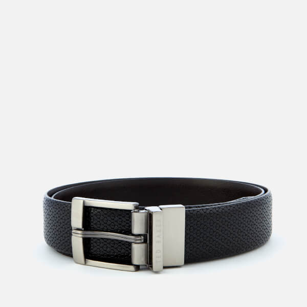 Ted Baker Men's Inka Reversible Belt - Black