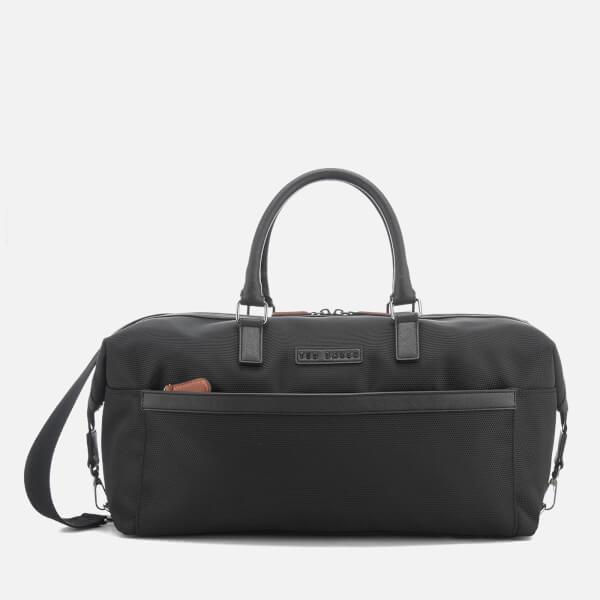 Ted Baker Men's Friyay Nylon Holdall Bag - Black