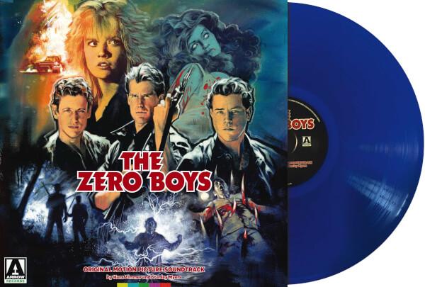 The Zero Boys - Blue Vinyl (1LP)