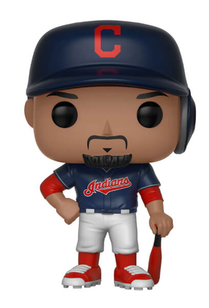 MLB Francisco Lindor Pop! Vinyl Figure