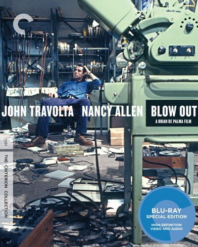 Criterion Collection: Blow Out (1981)