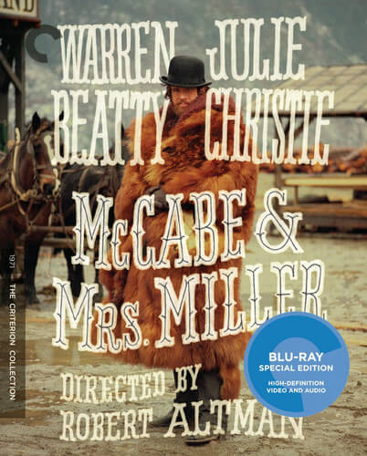 Criterion Collection: McCabe & Mrs Miller