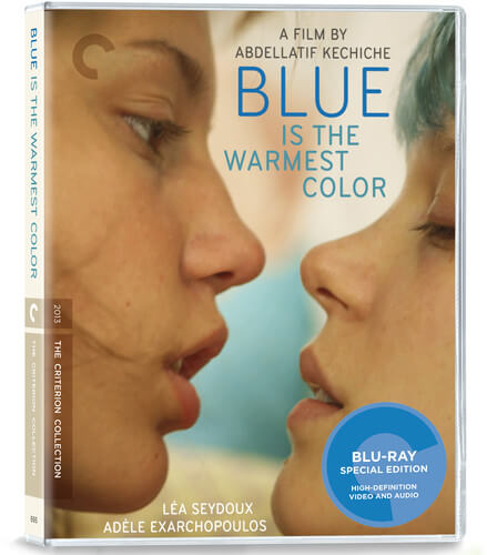 Criterion Collection: Blue Is The Warmest Color