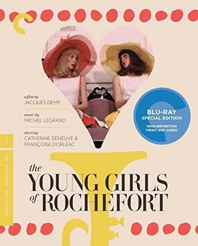 Criterion Collection: The Young Girls Of Rochefort