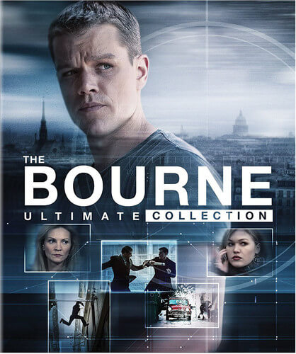 Bourne Ultimate Collection