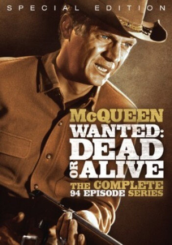 Wanted: Dead Or Alive - The Complete Series