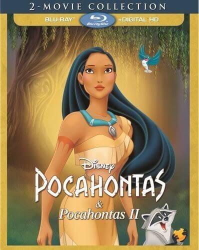 Pocahontas 2-Movie Collection