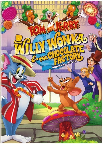 Tom & Jerry: Willy Wonka & The Chocolate Factory