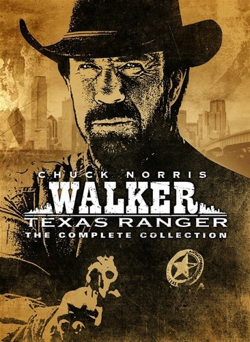 Walker Texas Ranger: Complete Collection