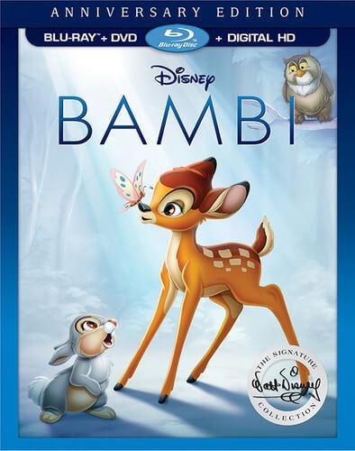 Bambi: The Walt Disney Signature Collection
