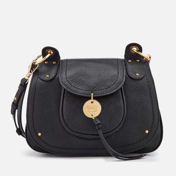 dd9669a10343 See By Chloé Women s Susie Medium Shoulder Bag - Black  Image 1
