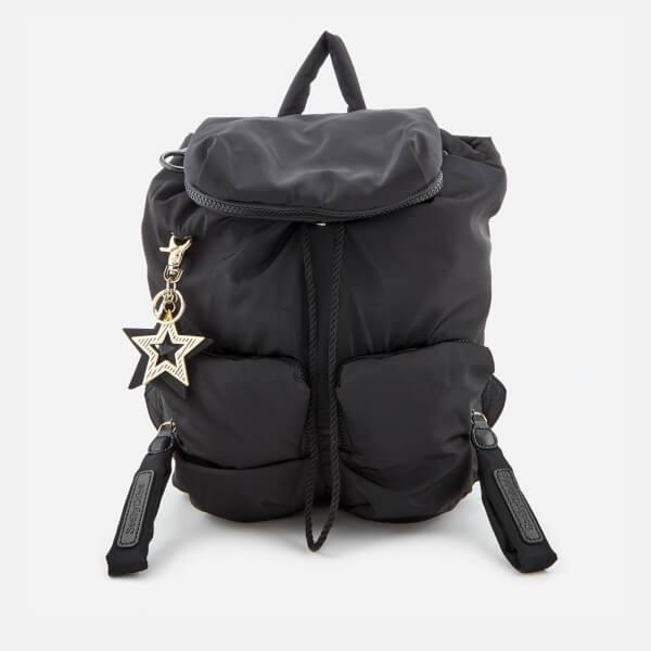 See By Chloé Women's Joy Rider Nylon Backpack - Black