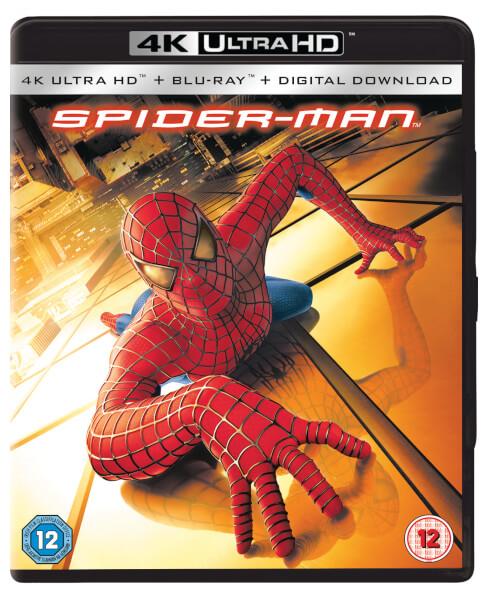 Spider-Man (2002) - 4K Ultra HD: Image 1